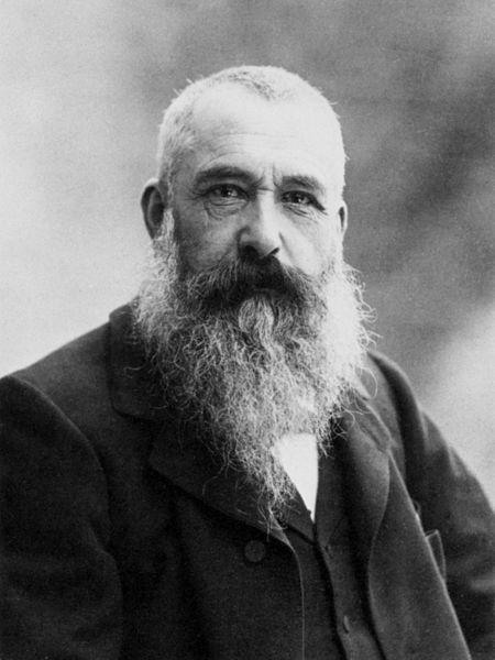 Claude Monet famous artist