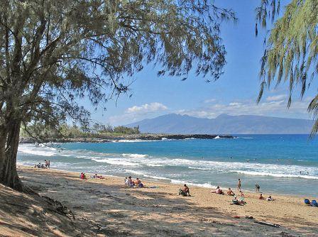 Fleming Beach Maui