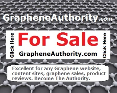 GrapheneAuthority.com domain FOR SALE