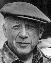 Pablo Picasso famous artist