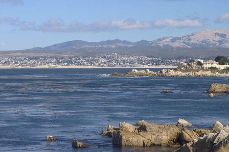 Monterey Bay, California.