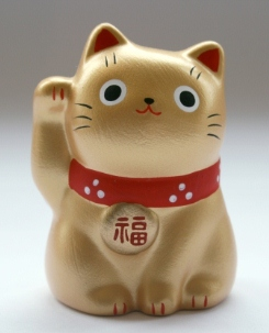 lucky cat Maneki Neko
